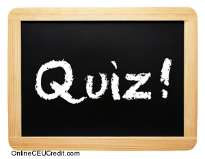 Self-Administered Quiz Treating the Highs and Lows of Bipolar mft CEU
