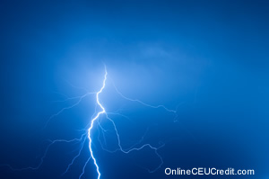 lightning Anxiety Behavioral and Cognitive Strategies counselor CEU course