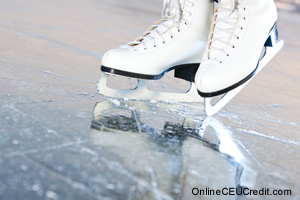 ice skater  Diagnosis & Treatment of Borderline Impulse mft CEU course