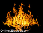 Delusion of Immortality Fire Ethical and Cultural Issues Arising counselor CEU course
