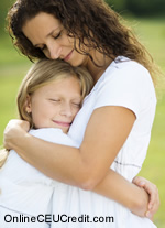 Reestablishing Security Helping Parents with Grieving Children psychology continuing education