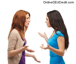 Bullying Incident Teen Internet Bullying counselor CEU course