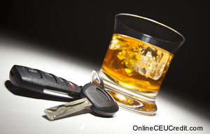 second DUI Substance Abuse Addiction counselor CEU course