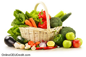 vegetables Treating Panic Attacks and Anxiety social work continuing ed