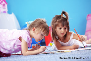 Child Development Bipolar Children  social work continuing ed