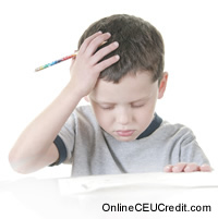 childhood disorder Anxiety CEUs