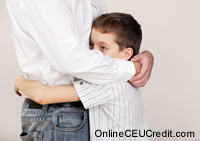 separation anxiety -Anxiety counselor CEU