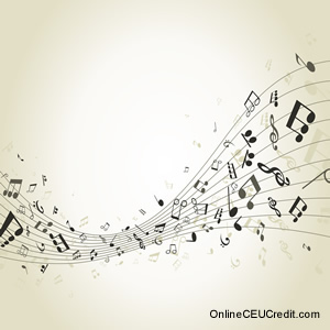 use music Children coping with Cancer social work continuing ed