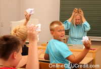 discipline children Conduct Disorders mft CEU course