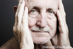 Alzheimer Aging psychology continuing education