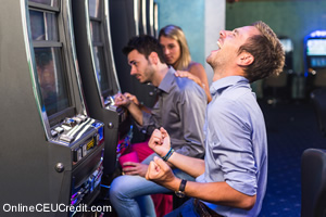 excitement in gambling Pathological Gambling Interventions mft CEU