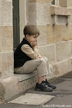 Grieving Children Helping Parents with Grieving Children psychology continuing education