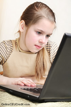 children  on Internet Addiction social work continuing education