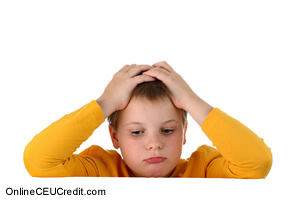 lower depression Parenting counselor CEU