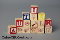 children with autism photo related to graphic symbols Communication & Socialization mft CEU