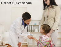 child diagnostic Phobias counselor CEU course