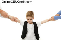 children and divorce Separation Counseling psychology continuing education