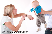 Divorce on children Separation Counseling mft CEU course
