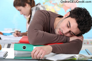 narcolepsy Behavioral Interventions for Night Terrors social work continuing education
