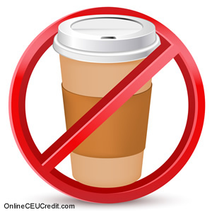 No to Caffeine Behavioral Interventions for Night Terrors social work continuing ed