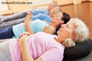 older people yoga Behavioral Interventions for Night Terrors psychology continuing education