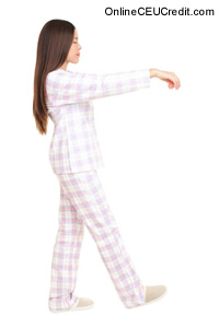 Sleep Walking Behavioral Interventions for Night Terrors mft CEU course
