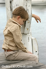 childhood grief Grief Strategies for Working with Grieving psychology continuing ed