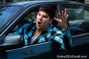 Road Rage Anger Management Effective Strategies mft CEU