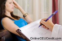 career counseling Workaholic counselor CEU course