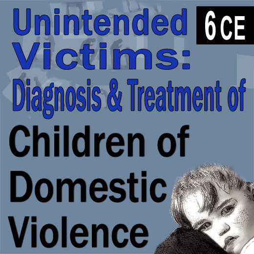 Quotes About Domestic Violence: Answer Booklet Unintended Victims