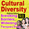Cultural Diversity/Cross Cultural Practices: Breaking Barriers, Widening Perspectives