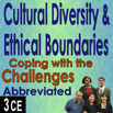 Cross Cultural Practices, Cultural Diversity & Ethical Boundaries: Coping with the Challenges (Abbreviated)