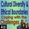 Cross Cultural Practices, Cultural Diversity & Ethical Boundaries: Coping with the Challenges - 4 CEs