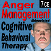 Anger Management: Cognitive Behavioral Interventions (Abbreviated 2) - 7 CEs