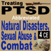 Treating PTSD: Natural Disasters, Sexual Abuse, and Combat (Abbreviated 3)
