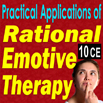 DVD - Practical Applications of Rational Emotive Therapy (DVD) - 10 CEs