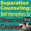 Separation Counseling: Brief Interventions for Divorcing Couples - 10 CEs